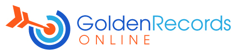Golden Records Online Logo